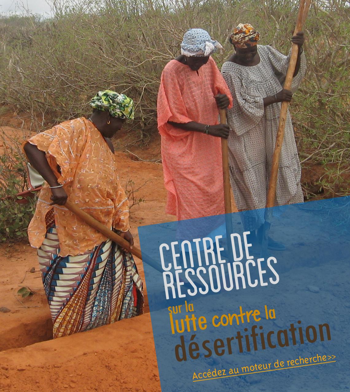 centre de ressources désertification