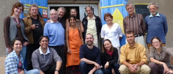 équipe CARI team members
