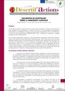 Déclaration Desertif'actions 2015
